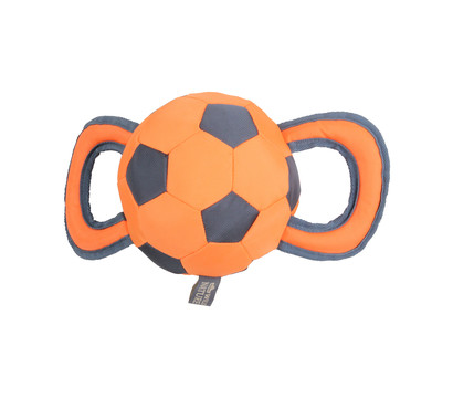 Dehner Wild Nature Hundespielzeug Outdoor Handle Ball
