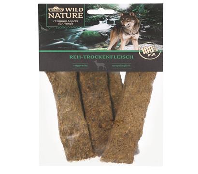 Dehner Wild Nature Reh-Trockenfleisch, 100g