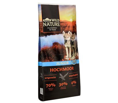 Dehner Wild Nature Trockenfutter Hochmoor Junior