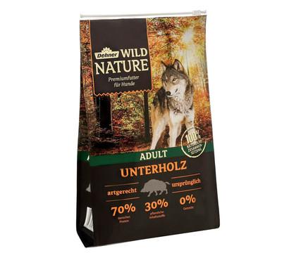 Dehner Wild Nature Trockenfutter Unterholz Adult
