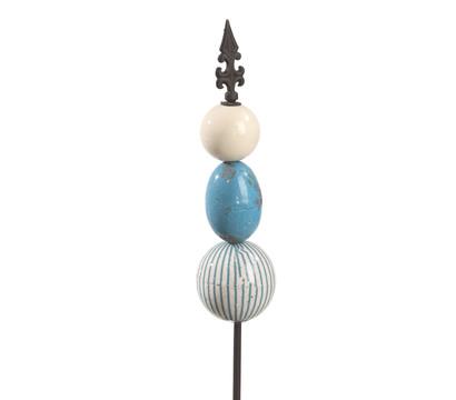 Dehner zierstab candy triple blau dehner garten center - Keramikkugeln blau garten ...