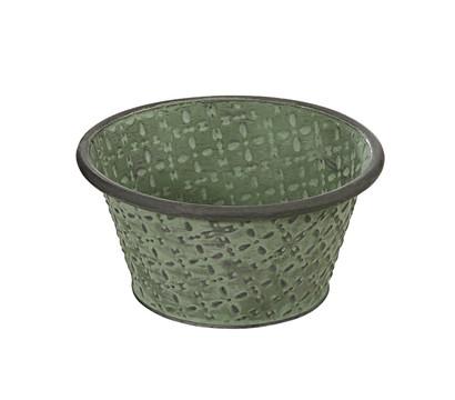 Dehner Zinkeimer, grün