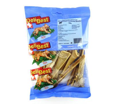 DeliBest Light Pferdefleisch Trockenkau-Streifen, Hundesnack, 150 g