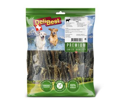 DeliBest Premium Hundesnack Lammpansen