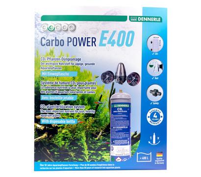 DENNERLE CO2 Pflanzendünge-Set Einweg CarboPOWER E400