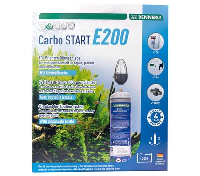 DENNERLE CO2 Pflanzendünge-Set Einweg CarboSTART E200