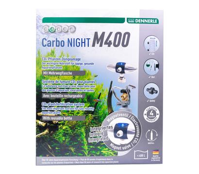 DENNERLE CO2 Pflanzendünge-Set Mehrweg CarboNIGHT M400