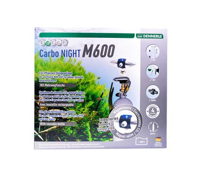 DENNERLE CO2 Pflanzendünge-Set Mehrweg CarboNIGHT M600