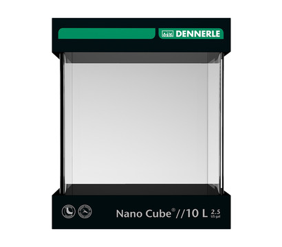 DENNERLE Mini-Aquarium Set Nano Cube®