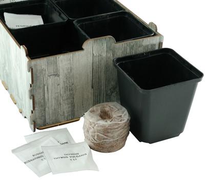 design saatbox kr uterkiste dehner garten center. Black Bedroom Furniture Sets. Home Design Ideas