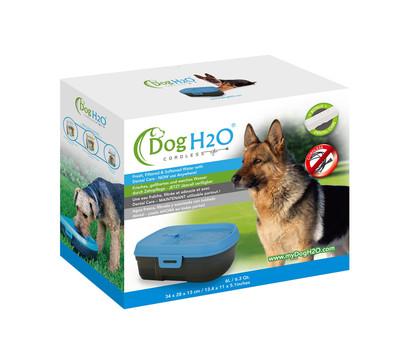 Dog H2O® Hundetrinkbrunnen schnurlos, 6 Liter