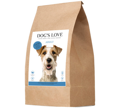 DOG'S LOVE Trockenfutter Adult