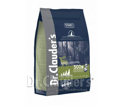 Dr. Clauder's® Trockenfutter Hyposensitive