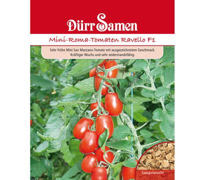 Dürr Samen Mini-Roma-Tomaten 'Ravello F1'
