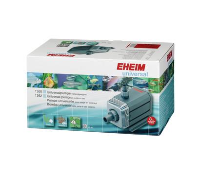 EHEIM Aquarienpumpe universal 2400 mit europäischem Stromstecker