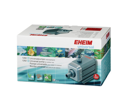 EHEIM Aquarienpumpe universal 2400