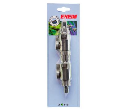 EHEIM Aquarium-Zubehör Doppelhahn mit Schnelltrennkupplung 12/16 mm