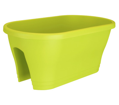 elho Kunststoff-Relingkasten, 18 Liter
