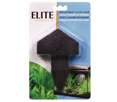 ELITE® Aquariumzubehör Schaumstoffpatrone für Stingray 15