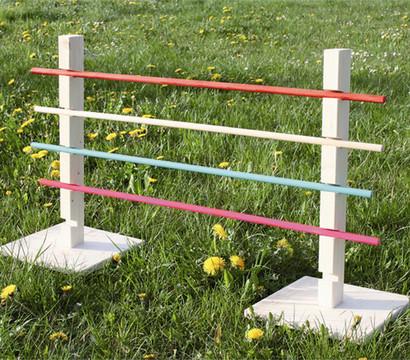 Elmato® Agility-Hürde Jumper für Hunde & Kleintiere