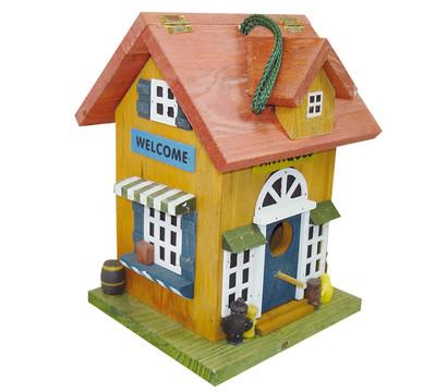 elmato vogelhaus antique bunt dehner garten center. Black Bedroom Furniture Sets. Home Design Ideas
