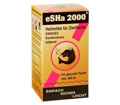 eSHa 2000 Heilmittel für Zierfische, 20 ml