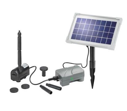 Esotec solar pumpensystem