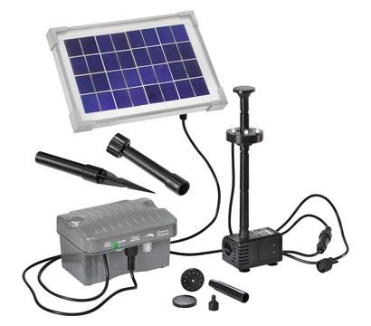 Esotec Solarpumpe Palermo LED für den Gartenteich