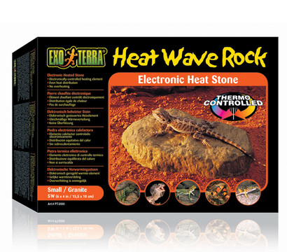 Exo Terra Heat Wave Rock elektronischer Wärmestein, small