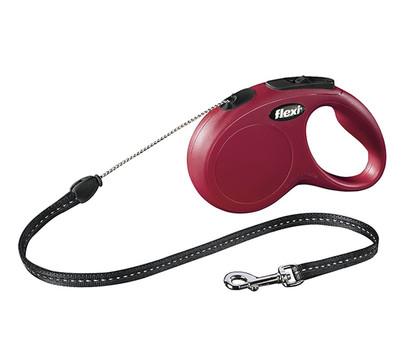 flexi® Hundeleine Seil-Leine Classic, Small, 5m