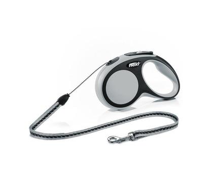 flexi® Hundeleine Seil-Leine New Comfort, Small, 5m