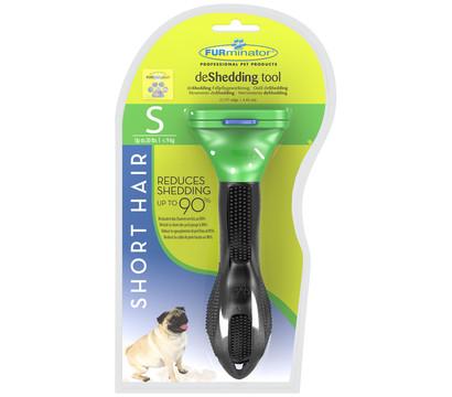 FURminator® Pflegekamm für kurzhaarige, kleine Hunde