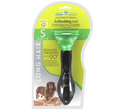 FURminator® Pflegekamm für langhaarige, kleine Hunde
