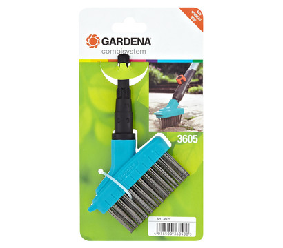 gardena combisystem fugenb rste m dehner garten center. Black Bedroom Furniture Sets. Home Design Ideas