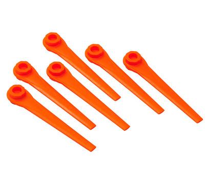 GARDENA Ersatzmesser für AccuCut-Rasentrimmer, 20 Stk