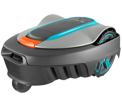GARDENA Mähroboter Smart SILENO City 500 Set, mit Gateway