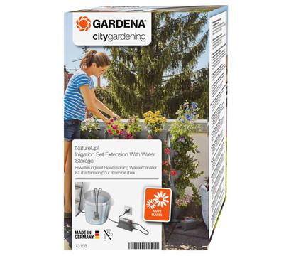 gardena natureup erweiterungsset bew sserung. Black Bedroom Furniture Sets. Home Design Ideas