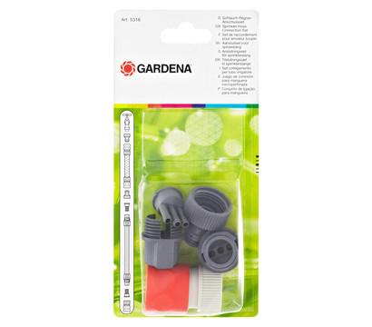 gardena schlauchregner anschluss set dehner garten center. Black Bedroom Furniture Sets. Home Design Ideas