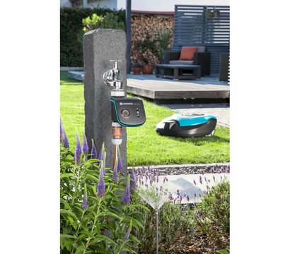 gardena smart water control dehner garten center. Black Bedroom Furniture Sets. Home Design Ideas