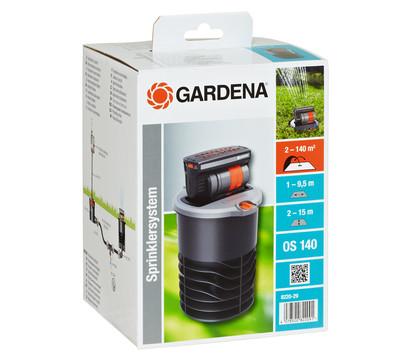 gardena versenk viereckregner os 140 dehner garten center. Black Bedroom Furniture Sets. Home Design Ideas