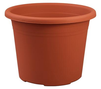 Geli Kunststoff-Blumentopf Cylindro, rund