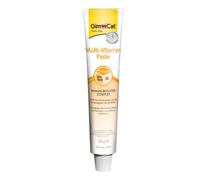 GimCat® Ergänzungsfutter Multi-Vitamin Paste