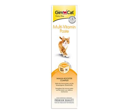 GimCat Multivitamin Paste, Ergänzungsfutter
