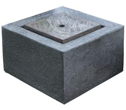 granimex polystone-gartenbrunnen wasserspiel quader, 50 x 50 x 35, Gartenarbeit ideen