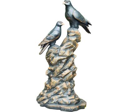 Granimex Polystone-Säule Falcon, 40 x 34 x 80 cm