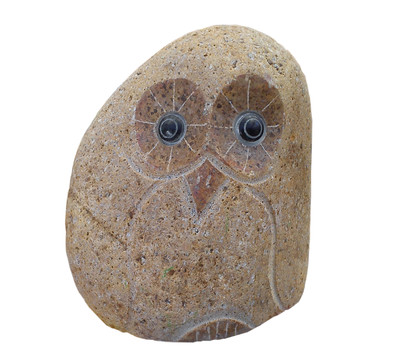 Granit Eule klein
