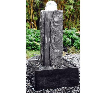Granit gartenbrunnen beata 68 x 45 x 85 cm dehner for Granit deko garten