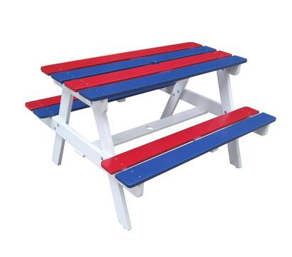 gr nlinge kinder picknickset jack rot blau dehner garten center. Black Bedroom Furniture Sets. Home Design Ideas