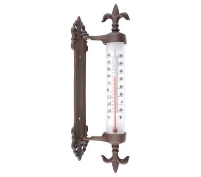 Gusseisen-Fensterrahmenthermometer