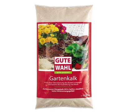 Gute Wahl Gartenkalk, 12,5 kg
